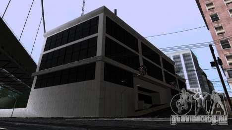 Новые текстуры SFPD для GTA San Andreas второй скриншот