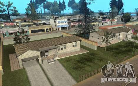 RoSA Project v1.3 Countryside для GTA San Andreas шестой скриншот
