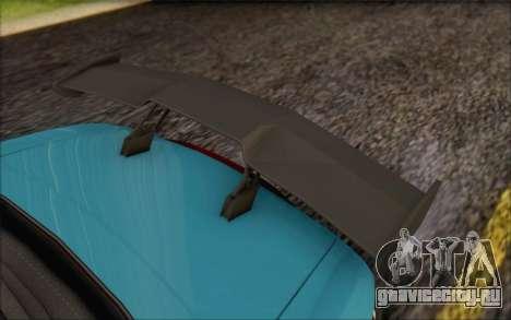 Honda S2000 Türkiye для GTA San Andreas вид сзади
