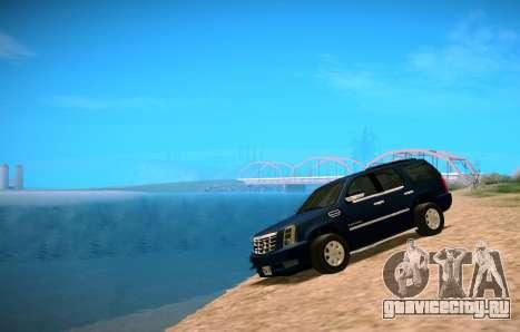 Light ENBSeries для GTA San Andreas седьмой скриншот
