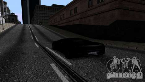 New Roads v2.0 для GTA San Andreas третий скриншот