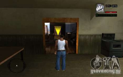 C-HUD by Smoke для GTA San Andreas