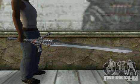 DMC 4 Rebelion для GTA San Andreas третий скриншот