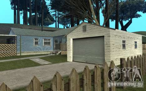RoSA Project v1.3 Countryside для GTA San Andreas седьмой скриншот