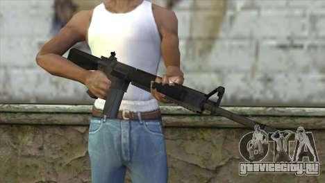 M16A4 Assault Rifle для GTA San Andreas третий скриншот