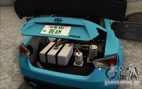 Scion FR-S 2013 Beam для GTA San Andreas