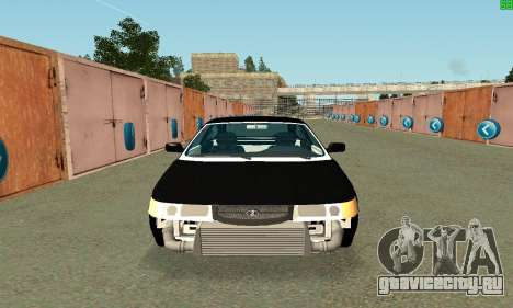 VAZ-21123 TURBO-Кобра для GTA San Andreas вид слева