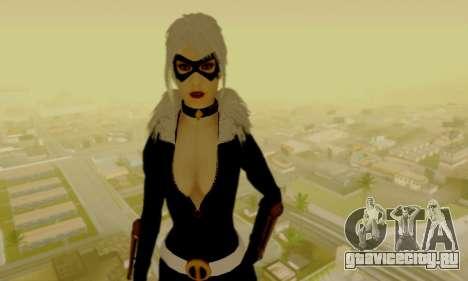 Женщина кошка для GTA San Andreas третий скриншот