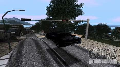 New Roads v2.0 для GTA San Andreas второй скриншот