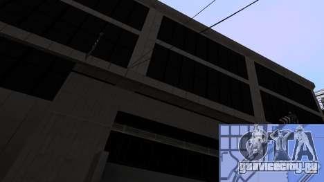 Новые текстуры SFPD для GTA San Andreas шестой скриншот