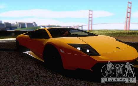 ENBS V4 для GTA San Andreas второй скриншот