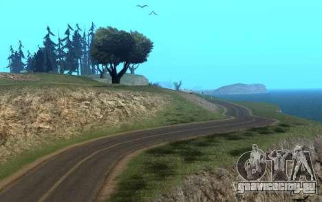 RoSA Project v1.3 Countryside для GTA San Andreas