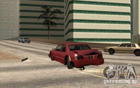 CLEO Fix Wheels для GTA San Andreas второй скриншот