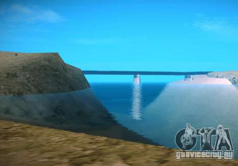 Light ENBSeries для GTA San Andreas пятый скриншот