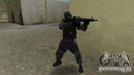 Боец Русского Спецназа из CS:CZ для GTA Vice City третий скриншот