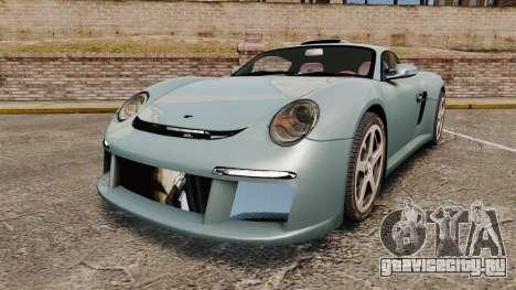 Ruf CTR3 для GTA 4