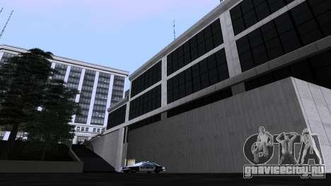Новые текстуры SFPD для GTA San Andreas четвёртый скриншот