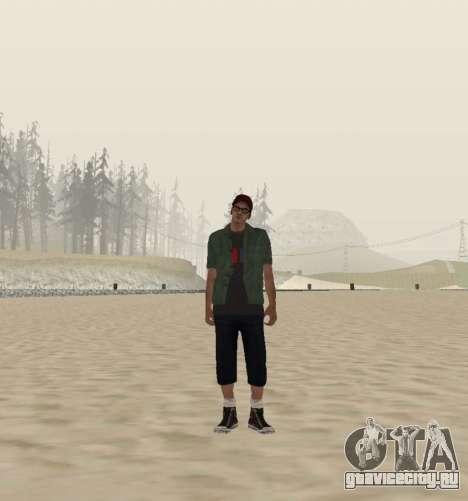 New Zero для GTA San Andreas