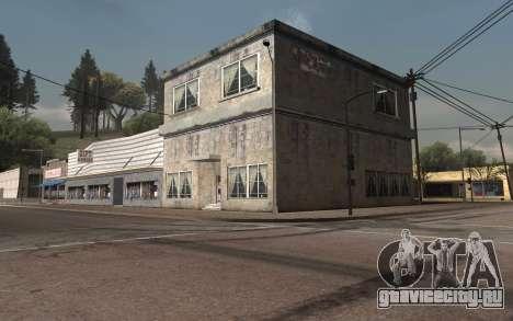 RoSA Project v1.3 Countryside для GTA San Andreas девятый скриншот