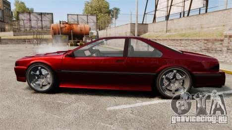 Vapid Fortune GTRS для GTA 4