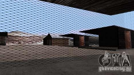 Обновленная змеиная ферма для GTA San Andreas третий скриншот