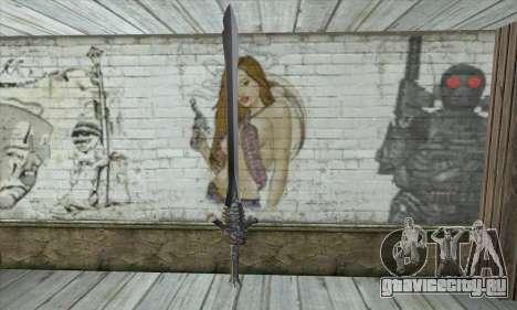 DMC 4 Rebelion для GTA San Andreas