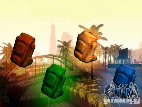 Рюкзак из State of Decay для GTA San Andreas