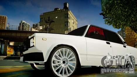 ВАЗ 2107 для GTA 4