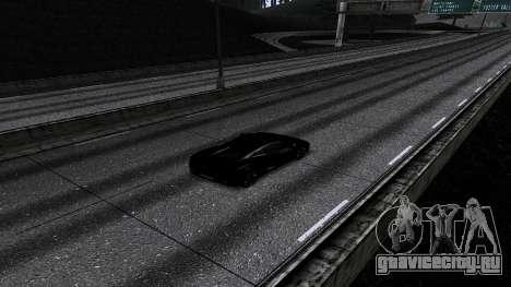 New Roads v2.0 для GTA San Andreas пятый скриншот