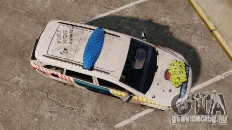 Audi Q7 FCK PLC [ELS] для GTA 4 вид справа