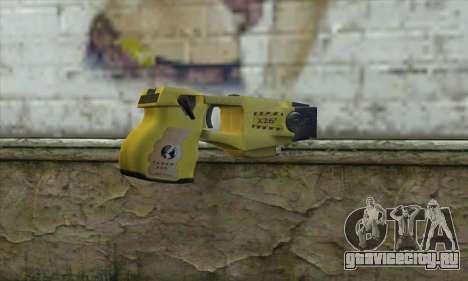 Taser Gun для GTA San Andreas второй скриншот