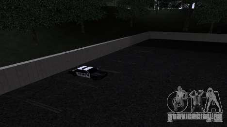 Новые текстуры SFPD для GTA San Andreas пятый скриншот