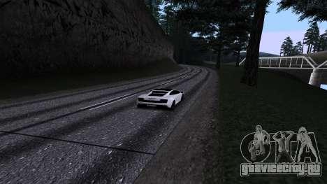 New Roads v2.0 для GTA San Andreas девятый скриншот