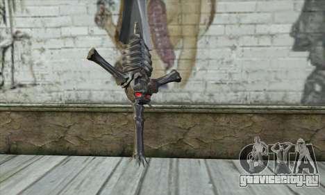 DMC 4 Rebelion для GTA San Andreas второй скриншот