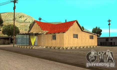 Новый дом Сиджея в Эль-Кебрадос v1.0 для GTA San Andreas