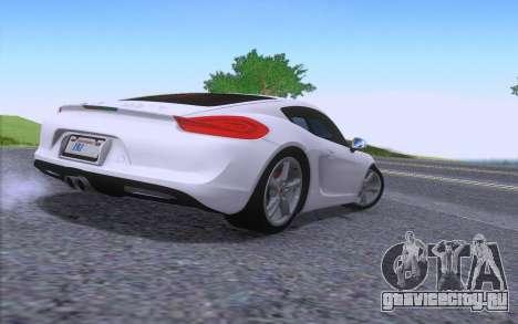 ENBS V4 для GTA San Andreas третий скриншот