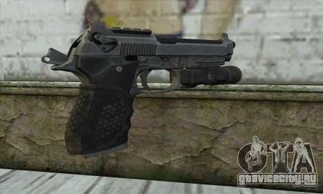 M9A1 From COD: Ghosts для GTA San Andreas второй скриншот