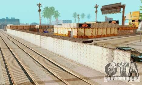 Новая текстура пиццерии и отеля в Иделвуде для GTA San Andreas шестой скриншот