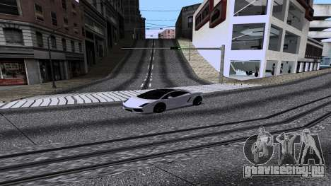 New Roads v2.0 для GTA San Andreas седьмой скриншот