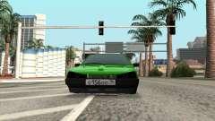 ВАЗ 2109 Алмазный Лайм для GTA San Andreas