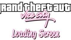 Загрузочные экраны GTA Vice City