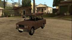 ВАЗ 2105 ранняя версия для GTA San Andreas