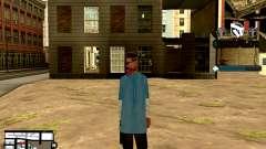 C-HUD Unity для GTA San Andreas