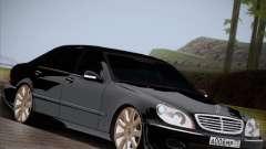 Mercedes-Benz S600 для GTA San Andreas