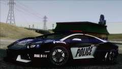 Lamborghini Aventador LP 700-4 Police