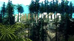 New Vinewood Realistic для GTA San Andreas