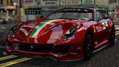 Ferrari 599xx Evoluzione для GTA 4