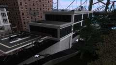 Новые текстуры SFPD для GTA San Andreas