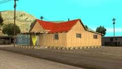 Новый дом Сиджея в Эль-Кебрадос v1.0