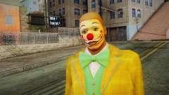 Клоун из GTA 5 для GTA San Andreas